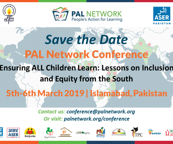 PAL Network Conference 2019
