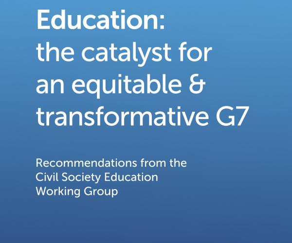 G7 Recommendations